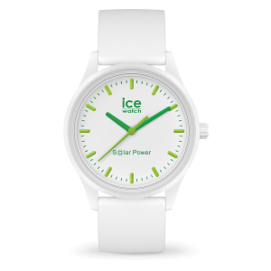Ice Watch solar power
