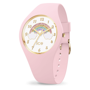 ice watch rainbow pink