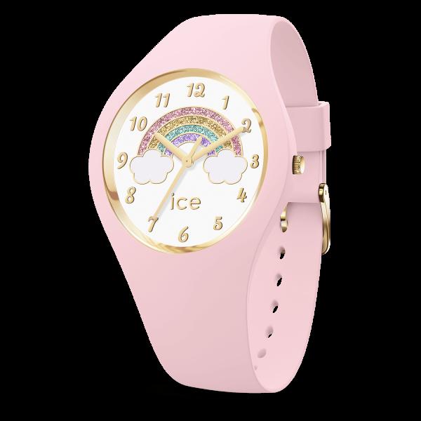 ice watch rainbow pink