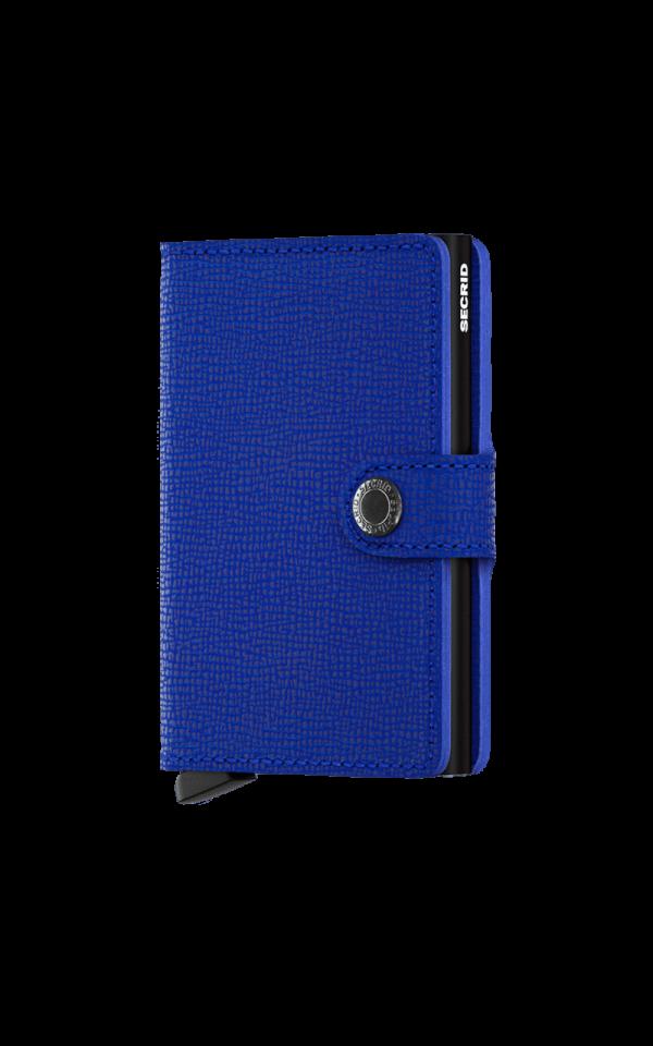 Miniwallet Crisple Blue Black