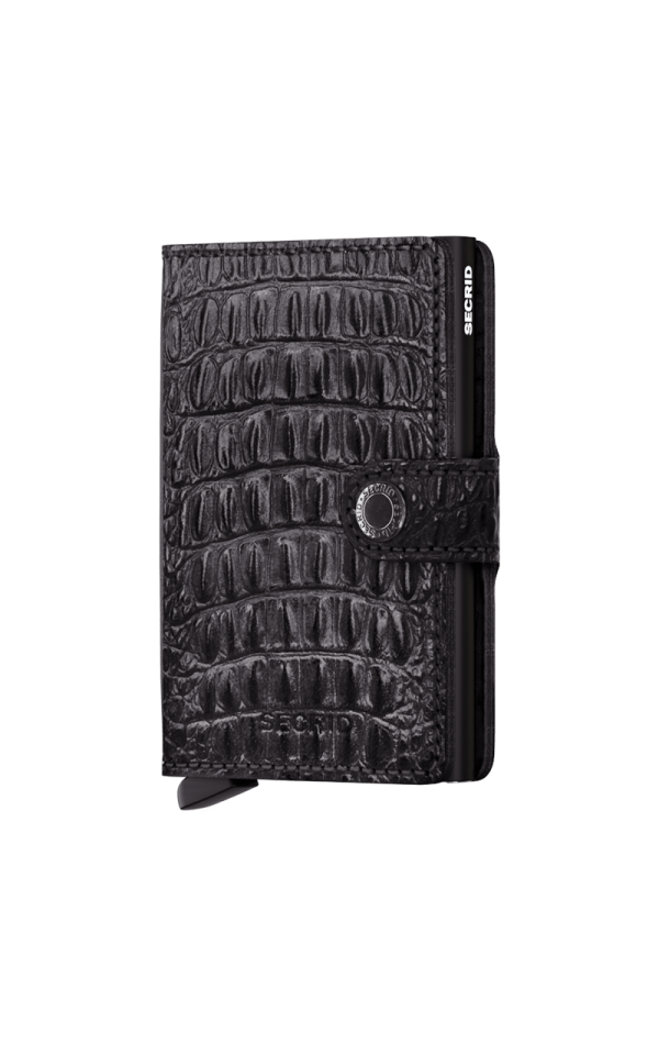 Miniwallet Nile Black